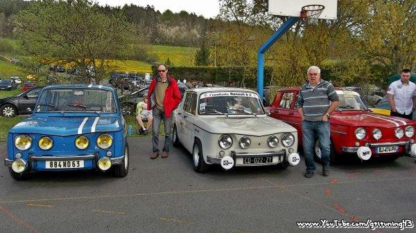 Jour De Fete Car Show
