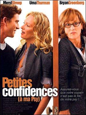 ♦ PETITES CONFIDENCES A MA PSY