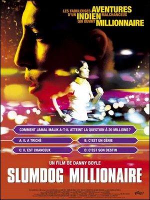 ♦ SLUMDOG MILLIONAIRE