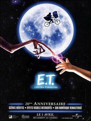 ♦ E.T L'EXTRA-TERRESTRE