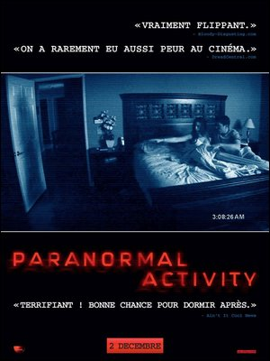 ♦ PARANORMAL ACTIVITY