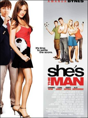 ♦ SHE'S THE MAN