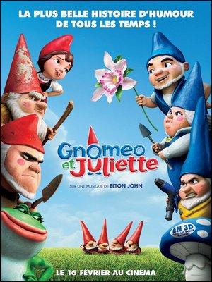 ♦ GNOMEO ET JULIETTE