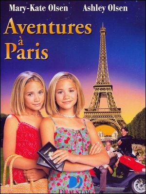♦ AVENTURES A PARIS