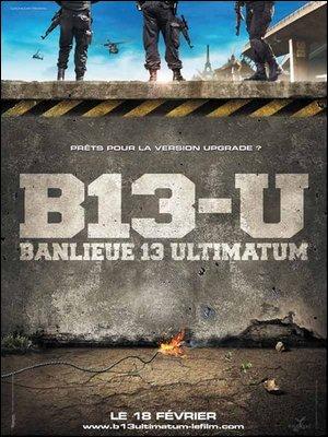 ♦ BANLIEUE 13: ULTIMATUM