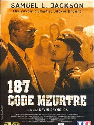 ♦ 187 code meurtre