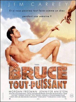 ♦ BRUCE TOUT PUISSANT
