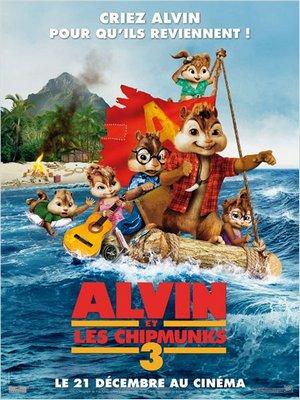 ♦ ALVIN ET LES CHIPMUNKS 3