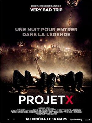 ♦ PROJET X
