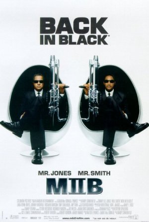 ♦ MEN IN BLACK II