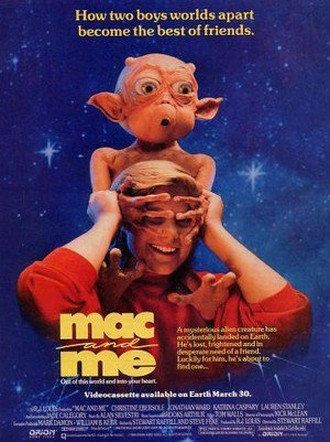 ♦ MAC ET MOI