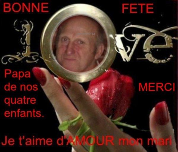 Bonne fete a tous les papa et papy de belgique a tous - Bonne fete mon papa ...