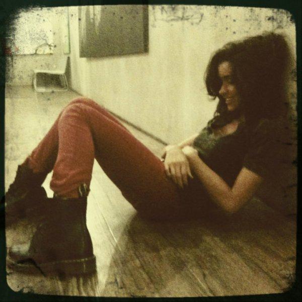 Jen en studio