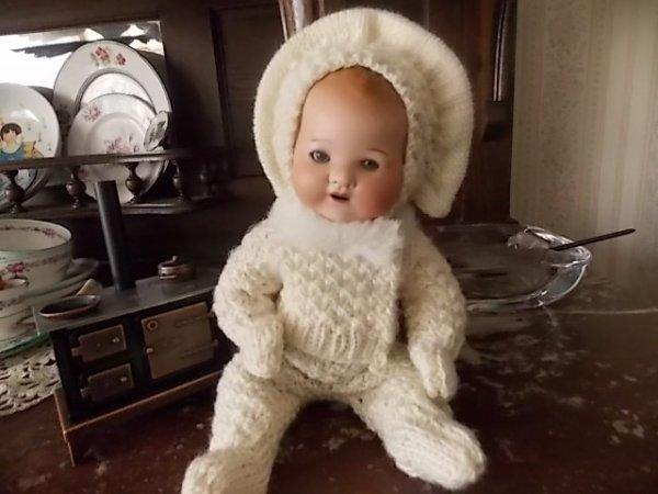 bambino n'aura pas froid!