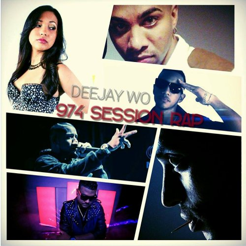 DEEJAY WO 974 - RAP SESSION (2015)
