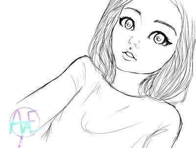 J'ai dessin� des gens cools