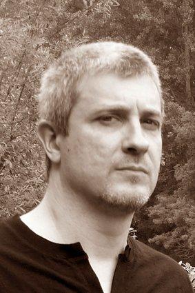 L'illustrateur de la couverture, Michel Borderie