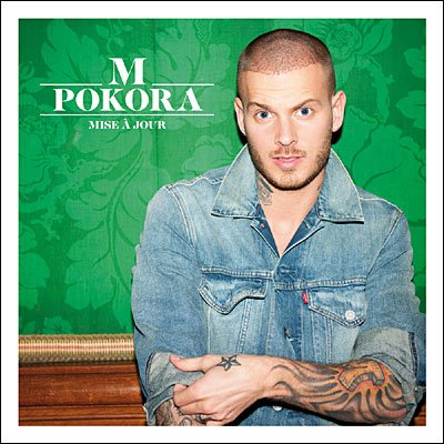 """ALBUM """"MISE A JOUR"""" M POKORA"""