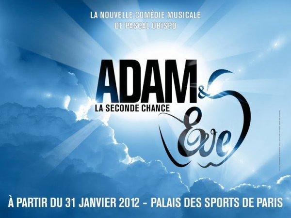 """COMEDIE MUSICALE """"ADAM ET EVE"""""""