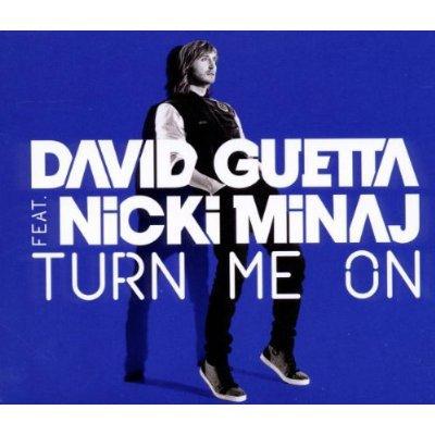 """DAVID GUETTA  FEAT NICKI MINAJ """"TURN ME ON"""""""