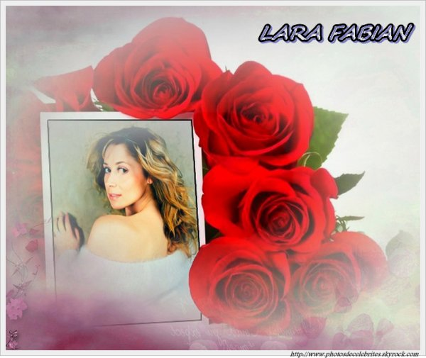 """LARA FABIAN ALBUM """"LE SECRET"""". (SUITE)."""