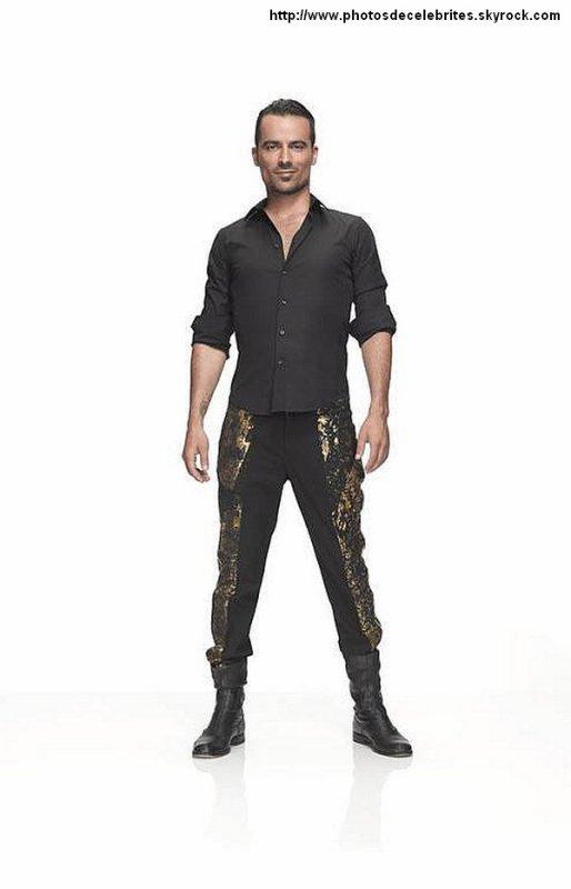 """QUELQUES PHOTOS DE """"DANSE AVEC LES STARS SAISON 4"""". 28.09.2013"""