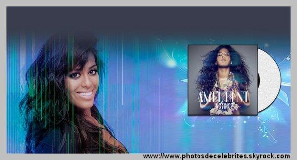 """PAROLES DE L'ALBUM """"INSTINCT"""" AMEL BENT."""