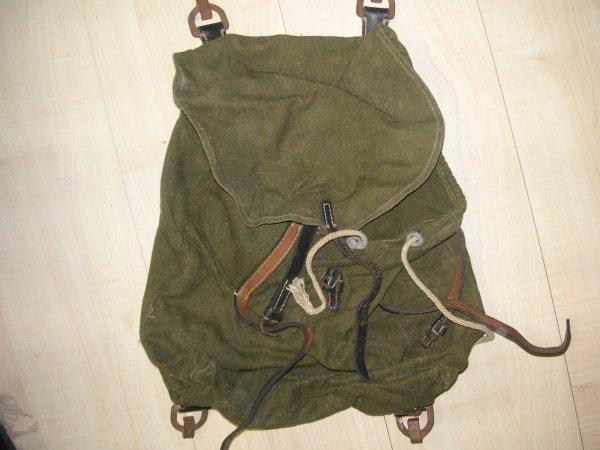 sac a dos Allemand ww2 - militaria 57 ma collection