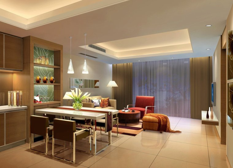 Creative Interior Decoration Designs