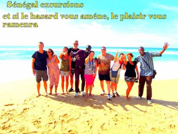S�jour au S�n�gal en Famille merci a nos du royal baobab somone Senegal
