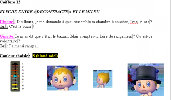Guide des coiffures gar on animal crossing new leaf - Animal crossing new leaf salon de coiffure ...