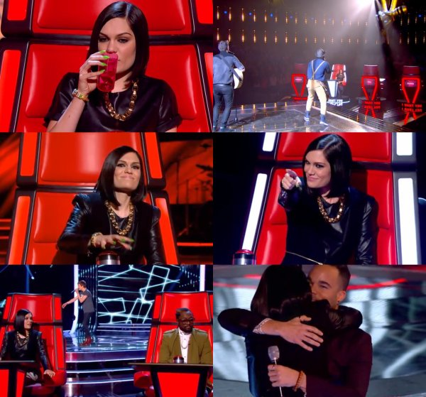 The Voice UK 2 - Blind Auditons 5