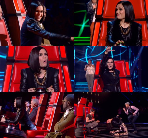 The Voice UK 2 - Blind Auditons 6