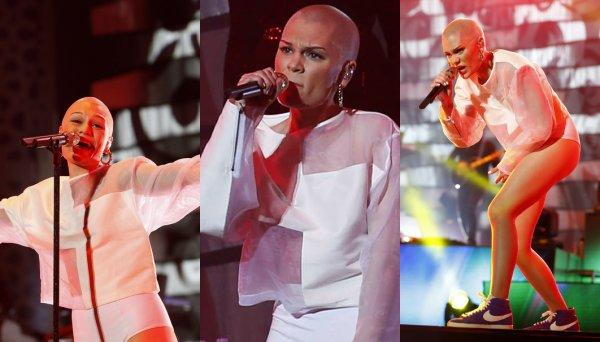 """25 Mai 2013 - Jessie J était ce week-end à Rabat au Maroc pour une conférence de presse et pour un retour sur scène au festival """"Mawazine"""" ou elle a assurée un show de plus d'une heure."""