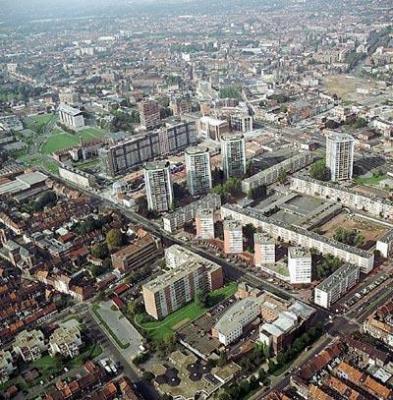 Ville De Belgique En  Lettres