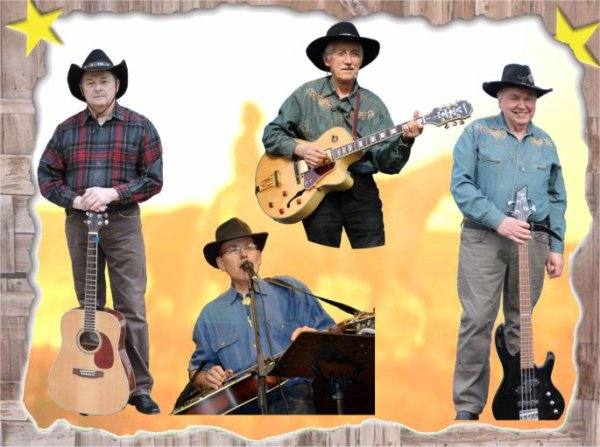 Le Lysaa Country Band 2016