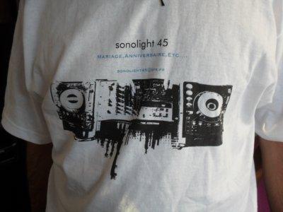 tee-shirt de ma société