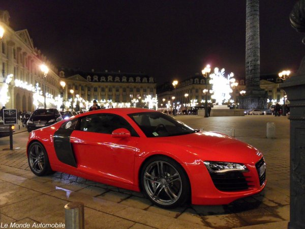 audi r8 blog de le monde automobile. Black Bedroom Furniture Sets. Home Design Ideas