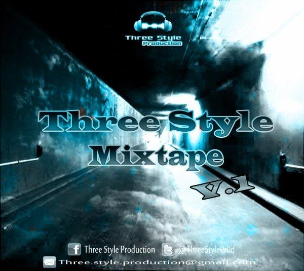 Lashka pr�sent sur Three Style Mixtape Vol.1
