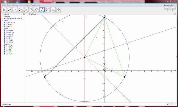 Dm de math