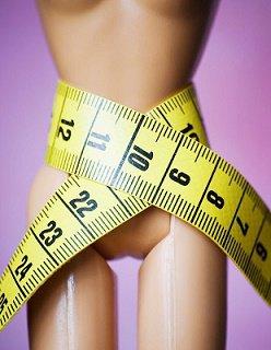 L'illusion du thigh gap et des corps parfaits...