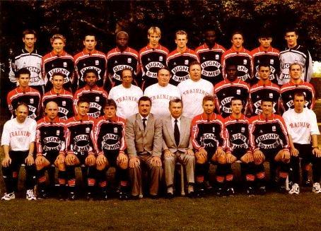 Saison 2000-2001 Division 2