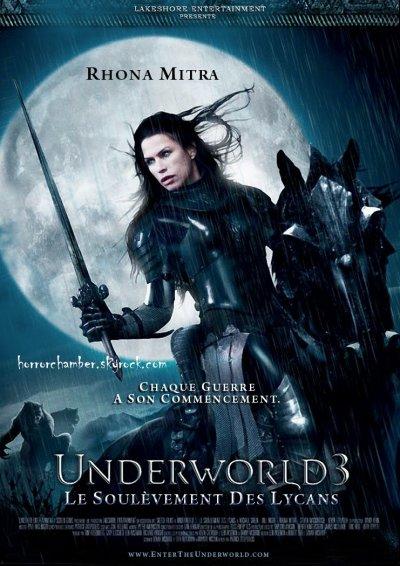 Underworld 3 : le soul�vement des lycans