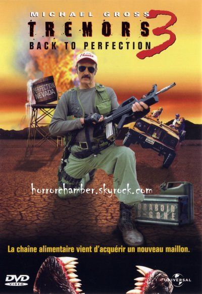 Tremors 3 : back to perfection