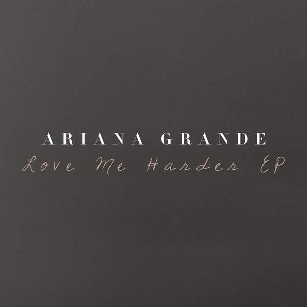 Love me harder - Paroles