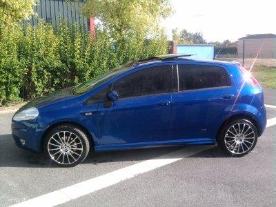 Fiat grande punto collezione sport 5 portes 1 9l120cv gar12 09 vendre fiat grande punto - Fiat punto 5 portes occasion ...