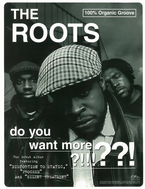 J-Period+Black Thought-Best Of The Roots