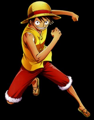 Monkey D Luffy Mon Blog Parlera Des Super H Ro De L 39 Univers