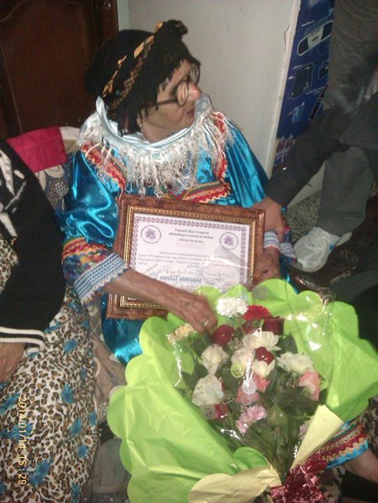 Raffour : Na Awicha boucle ses 100 ans