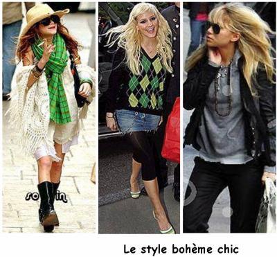 Style boh me - Style boheme femme ...